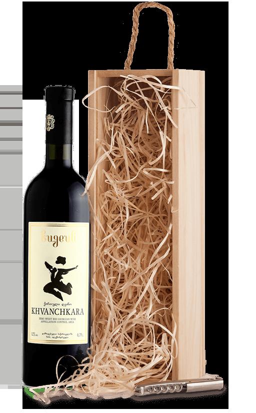 Khvanchkara - грузинское вино