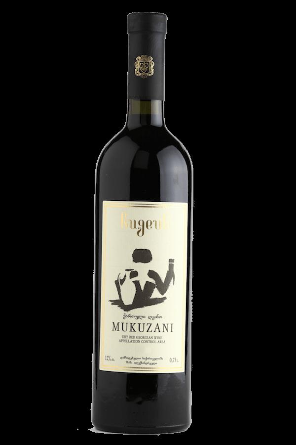 Mukazani - грузинское вино