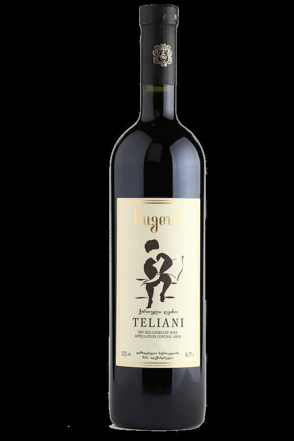 Tellani - грузинское вино