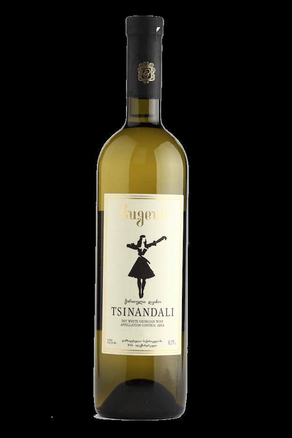 Tsinandali - грузинское вино