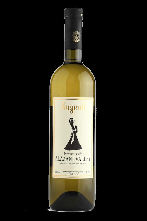 Alazani Valley - грузинское вино