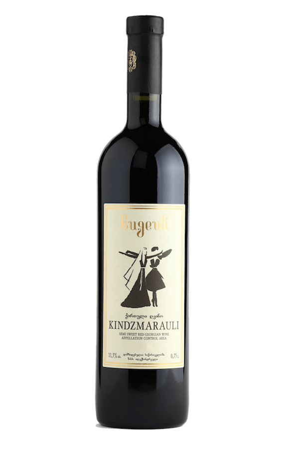 Kindzmarmauli - грузинское вино